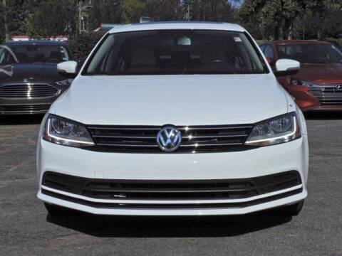 2017 Volkswagen Jetta for sale at Auto Finance of Raleigh in Raleigh NC