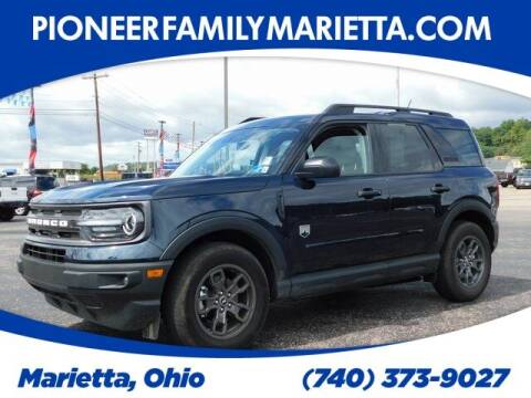 2021 Ford Bronco Sport for sale at Pioneer Family preowned autos in Williamstown WV