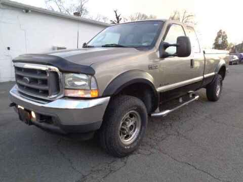 2003 Ford F-350 Super Duty for sale at Purcellville Motors in Purcellville VA