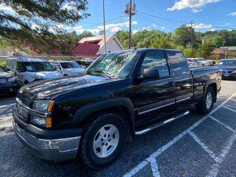 2005 Chevrolet Silverado 1500 for sale at Car Online in Roswell GA