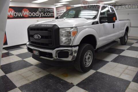 2012 Ford F-250 Super Duty for sale at WOODY'S AUTOMOTIVE GROUP in Chillicothe MO