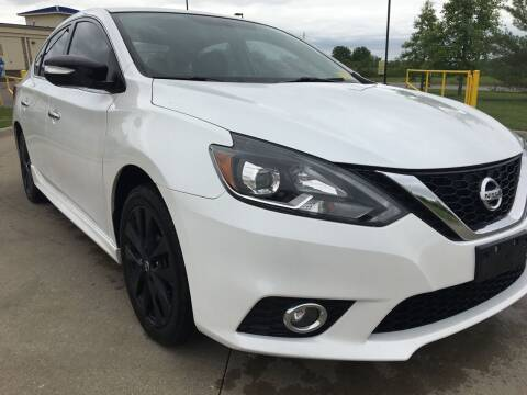 2017 Nissan Sentra for sale at Nice Cars in Pleasant Hill MO