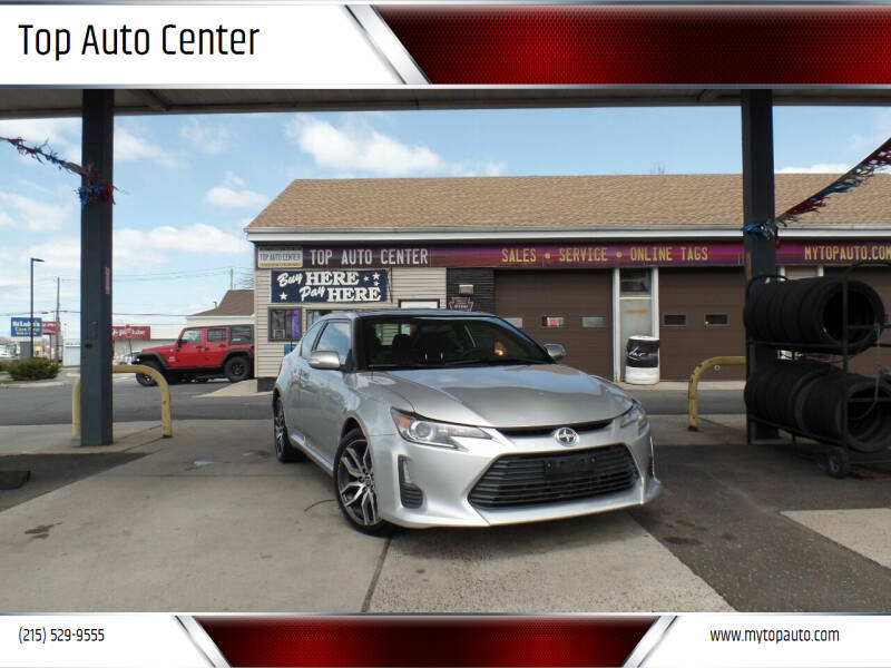 2014 Scion tC for sale at Top Auto Center in Quakertown PA