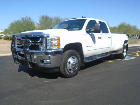 2012 Chevrolet Silverado 3500HD for sale at COPPER STATE MOTORSPORTS in Phoenix AZ
