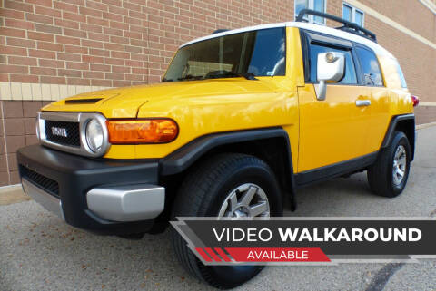 2007 Toyota FJ Cruiser for sale at Macomb Automotive Group in New Haven MI