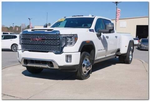 2021 GMC Sierra 3500HD for sale at WHITE MOTORS INC in Roanoke Rapids NC