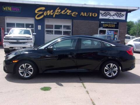 2018 Honda Civic for sale at Empire Auto Sales in Sioux Falls SD