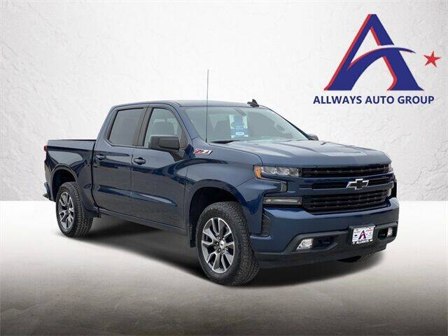 2019 Chevrolet Silverado 1500 for sale at ATASCOSA CHRYSLER DODGE JEEP RAM in Pleasanton TX
