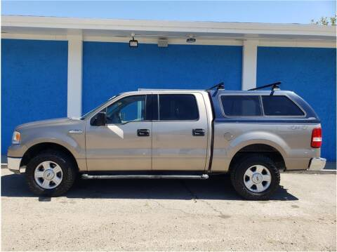 2004 Ford F-150 for sale at Khodas Cars in Gilroy CA