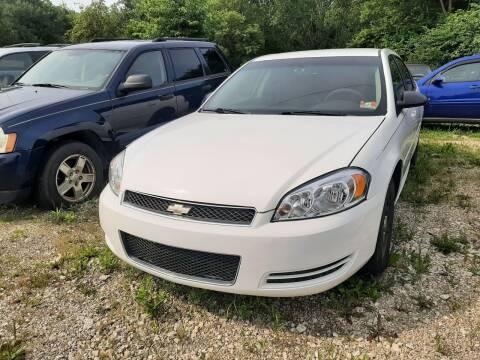 2011 Chevrolet Impala for sale at John - Glenn Auto Sales INC in Plain City OH