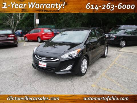 2014 Hyundai Elantra GT for sale at Clintonville Car Sales - AutoMart of Ohio in Columbus OH