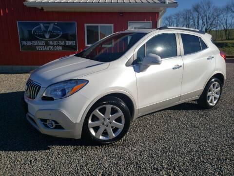 2015 Buick Encore for sale at Vess Auto in Danville OH