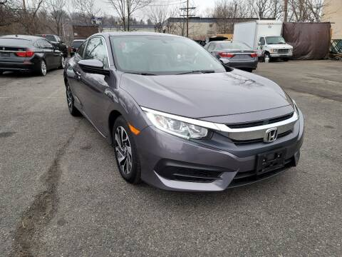 2018 Honda Civic for sale at AW Auto & Truck Wholesalers  Inc. in Hasbrouck Heights NJ
