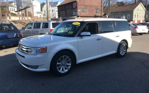 2009 Ford Flex for sale at Capital Auto Sales in Providence RI