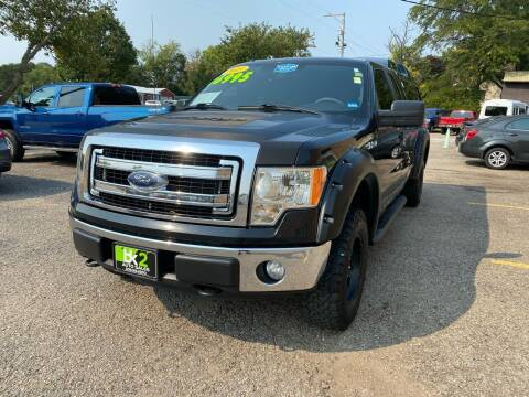 2013 Ford F-150 for sale at BK2 Auto Sales in Beloit WI