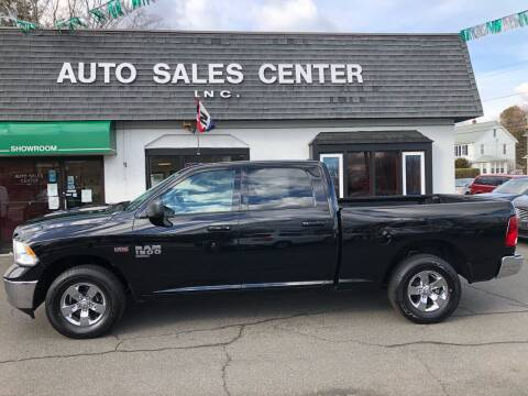 2020 RAM Ram Pickup 1500 Classic for sale at Auto Sales Center Inc in Holyoke MA
