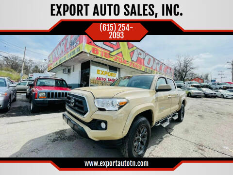 2020 Toyota Tacoma for sale at EXPORT AUTO SALES, INC. in Nashville TN