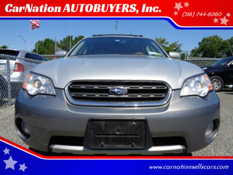 2006 Subaru Outback for sale at CarNation AUTOBUYERS, Inc. in Rockville Centre NY