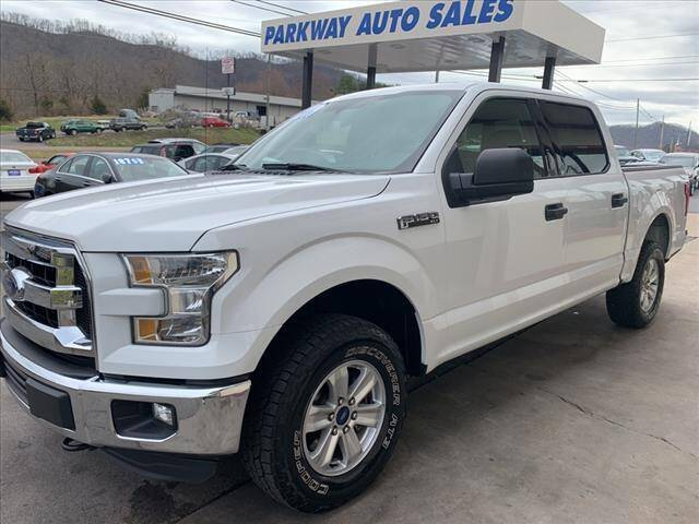 2016 Ford F-150 for sale at PARKWAY AUTO SALES OF BRISTOL in Bristol TN