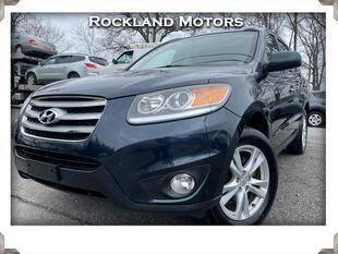 2012 Hyundai Santa Fe for sale at Rockland Automall - Rockland Motors in West Nyack NY