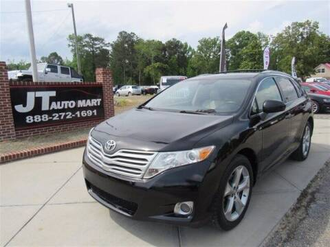 2009 Toyota Venza for sale at J T Auto Group in Sanford NC