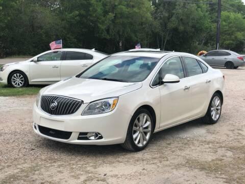 2012 Buick Verano for sale at Preferable Auto LLC in Houston TX