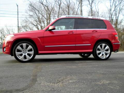 2010 Mercedes-Benz GLK for sale at Auto Brite Auto Sales in Perry OH