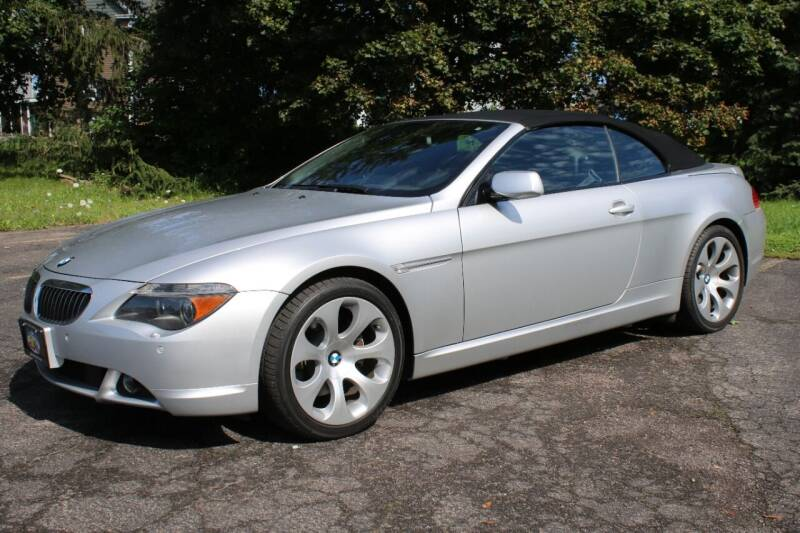 2006 BMW 6 Series for sale at Great Lakes Classic Cars & Detail Shop in Hilton NY