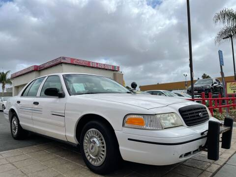 2000 Ford Crown Victoria for sale at CARCO SALES & FINANCE in Chula Vista CA