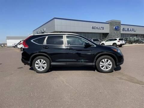 2013 Honda CR-V for sale at Schulte Subaru in Sioux Falls SD