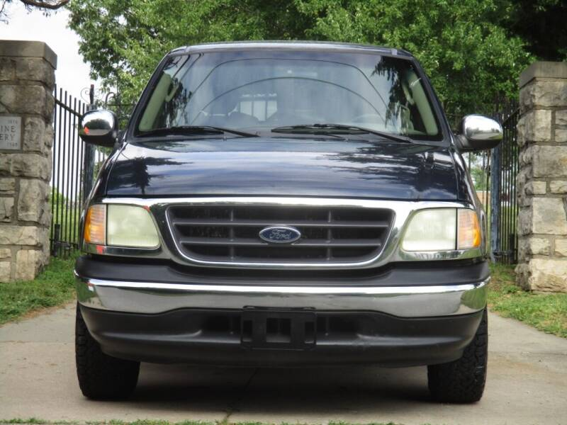 2002 Ford F-150 for sale at Blue Ridge Auto Outlet in Kansas City MO