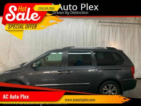 2014 Kia Sedona for sale at AC Auto Plex in Ontario NY