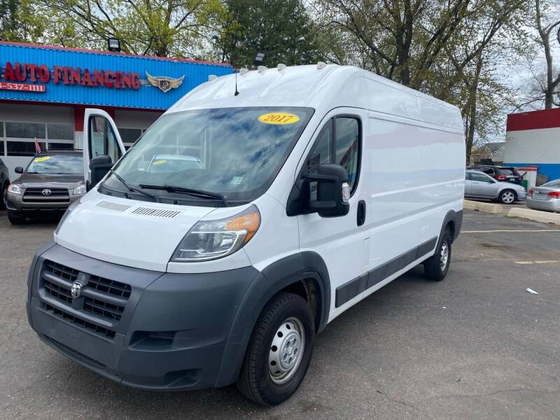 2017 RAM ProMaster Cargo for sale in Redford, MI