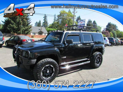 2006 HUMMER H3 for sale at Hall Motors LLC in Vancouver WA