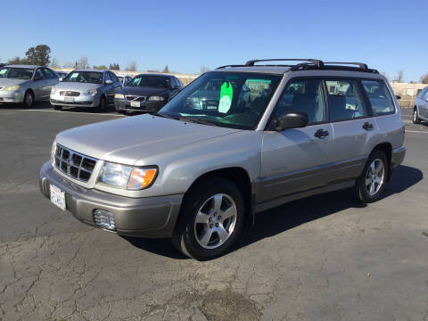1999 Subaru Forester for sale at My Three Sons Auto Sales in Sacramento CA
