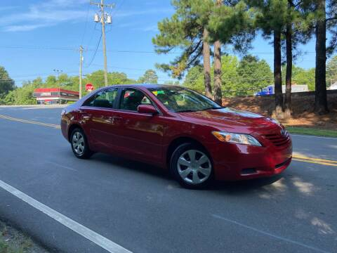 2008 Toyota Camry for sale at THE AUTO FINDERS in Durham NC