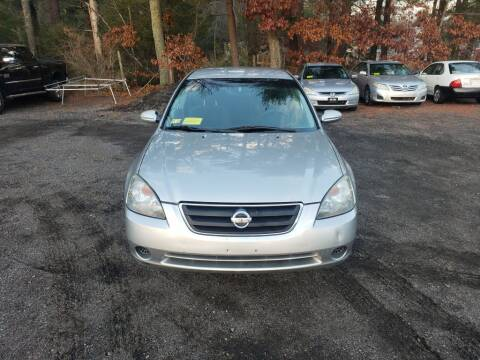 2003 Nissan Altima for sale at 1st Priority Autos in Middleborough MA