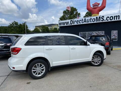2015 Dodge Journey for sale at Direct Auto in D'Iberville MS
