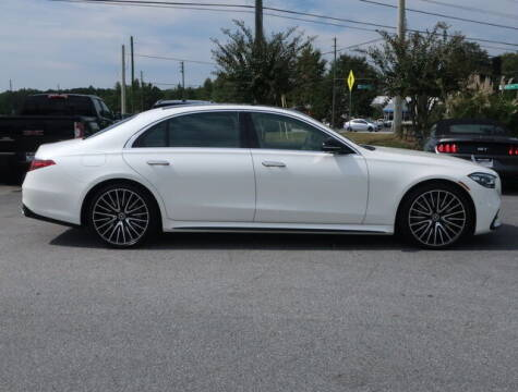 2021 Mercedes-Benz S-Class for sale at Southern Auto Solutions - BMW of South Atlanta in Marietta GA