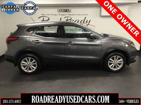 2017 Nissan Rogue Sport for sale at Road Ready Used Cars in Ansonia CT
