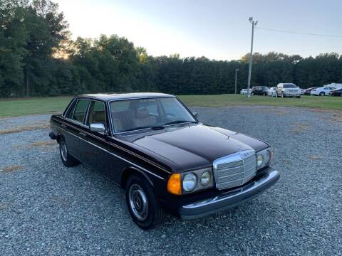 1981 Mercedes-Benz 300-Class for sale at Sanford Autopark in Sanford NC
