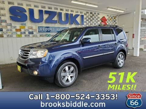 2013 Honda Pilot for sale at BROOKS BIDDLE AUTOMOTIVE in Bothell WA