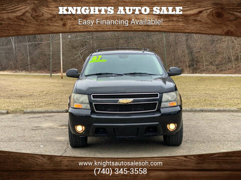 2007 Chevrolet Tahoe for sale at Knights Auto Sale in Newark OH