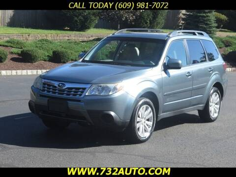 2011 Subaru Forester for sale at Absolute Auto Solutions in Hamilton NJ