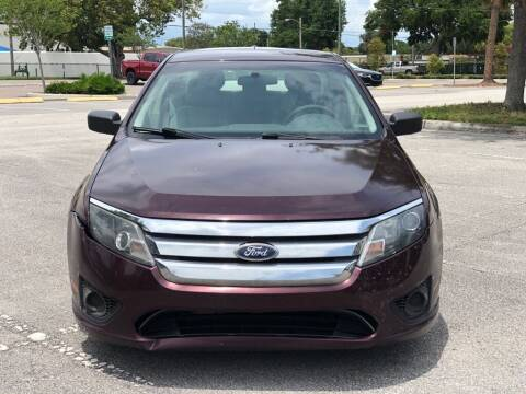2011 Ford Fusion for sale at Carlando in Lakeland FL