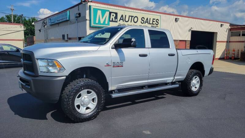 2015 RAM Ram Pickup 2500 for sale at MR Auto Sales Inc. in Eastlake OH
