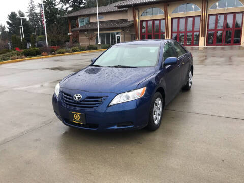 2007 Toyota Camry for sale at Bayview Motor Club, LLC in Seatac WA