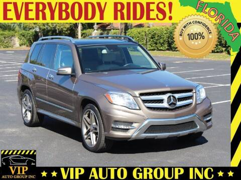 2013 Mercedes-Benz GLK for sale at VIP Auto Group in Clearwater FL