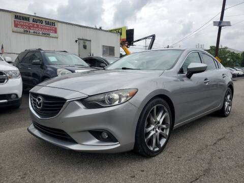 2014 Mazda MAZDA6 for sale at MENNE AUTO SALES in Hasbrouck Heights NJ