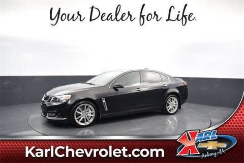 2015 Chevrolet SS for sale at Karl Pre-Owned in Glidden IA